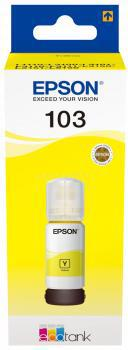 EPSON EcoTank 103 Tinta 65 ml (Sárga)