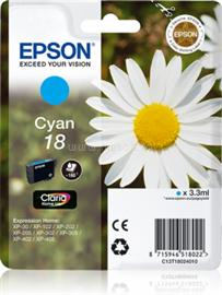 Epson Claria Home Ink Tintapatron Cyan (180 oldal), C13T18024010