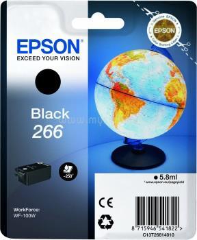 EPSON 266 Fekete Patron (250 oldal)