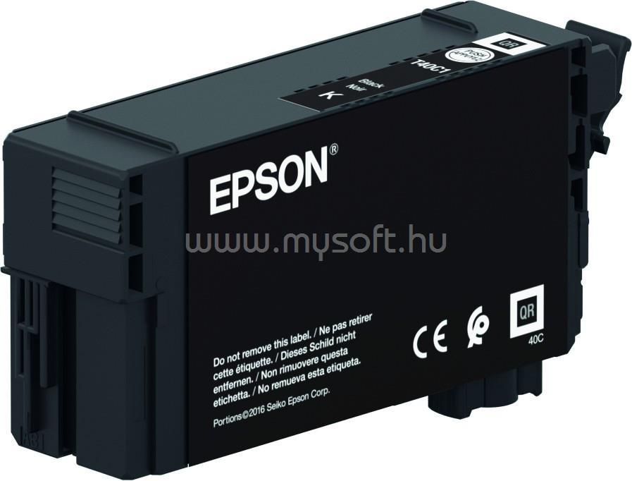 EPSON T40C1 Patron 50ml (fekete)