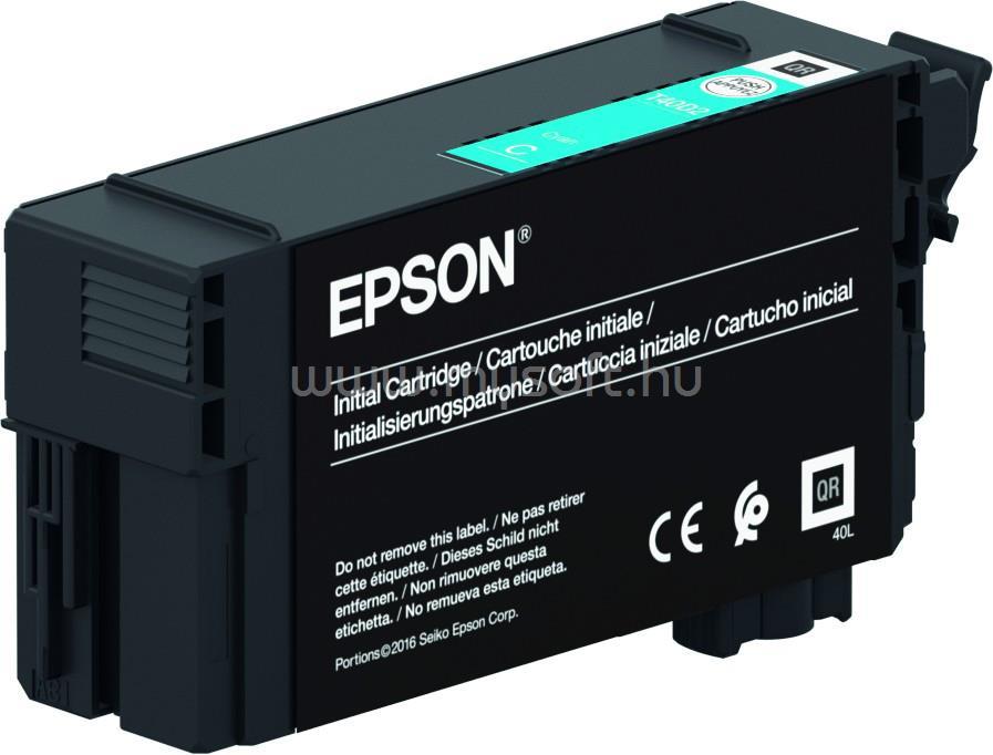EPSON T40C1 Patron 26ml (cián)