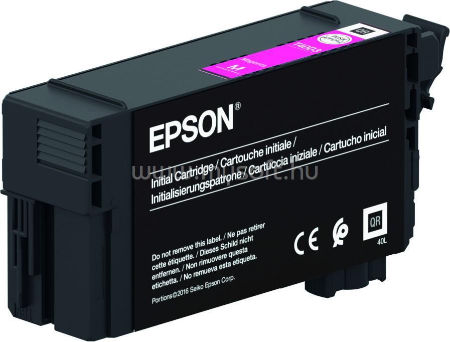 EPSON T40C1 Patron 26ml (magenta)