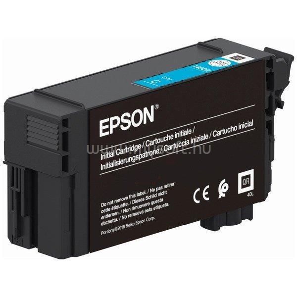 EPSON T40D2 UltraChrome XD2 Patron 50mll (cián)