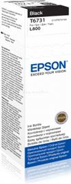 Epson T6731 Black ink bottle (70 ml), C13T67314A
