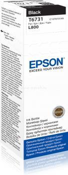 EPSON T6731 Black ink bottle (70 ml)