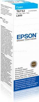 EPSON T6732 Cyan ink bottle (70 ml)