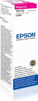 EPSON T6733 Magenta ink bottle (70 ml)