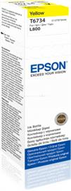 Epson T6734 Yellow ink bottle (70 ml), C13T67344A