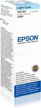 EPSON T6735 Light Cyan ink bottle (70 ml)