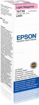 EPSON T6736 Light Magenta ink bottle (70 ml)