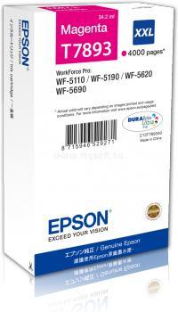 EPSON WF-5xxx Series Ink Cartridge XXL Tintapatron Magenta (4 000 oldal)