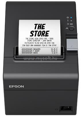 EPSON TM-T20III (011) Blokknyomtató
