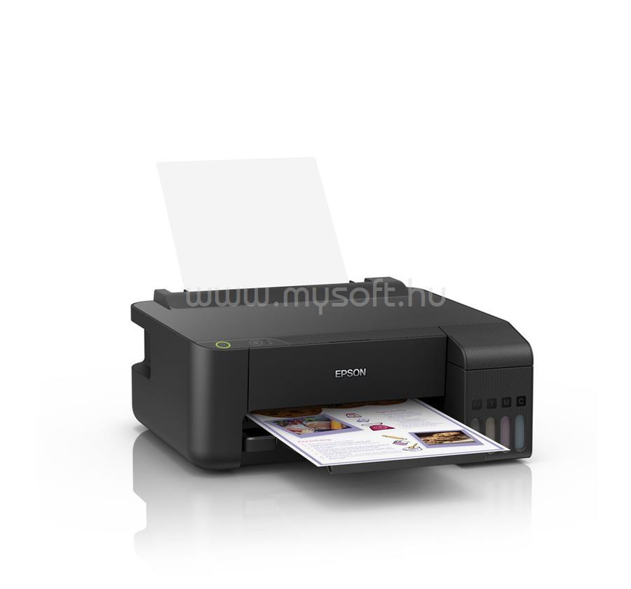EPSON EcoTank L1110 külső tintatartályos színes tintasugaras nyomtató C11CG89401 large