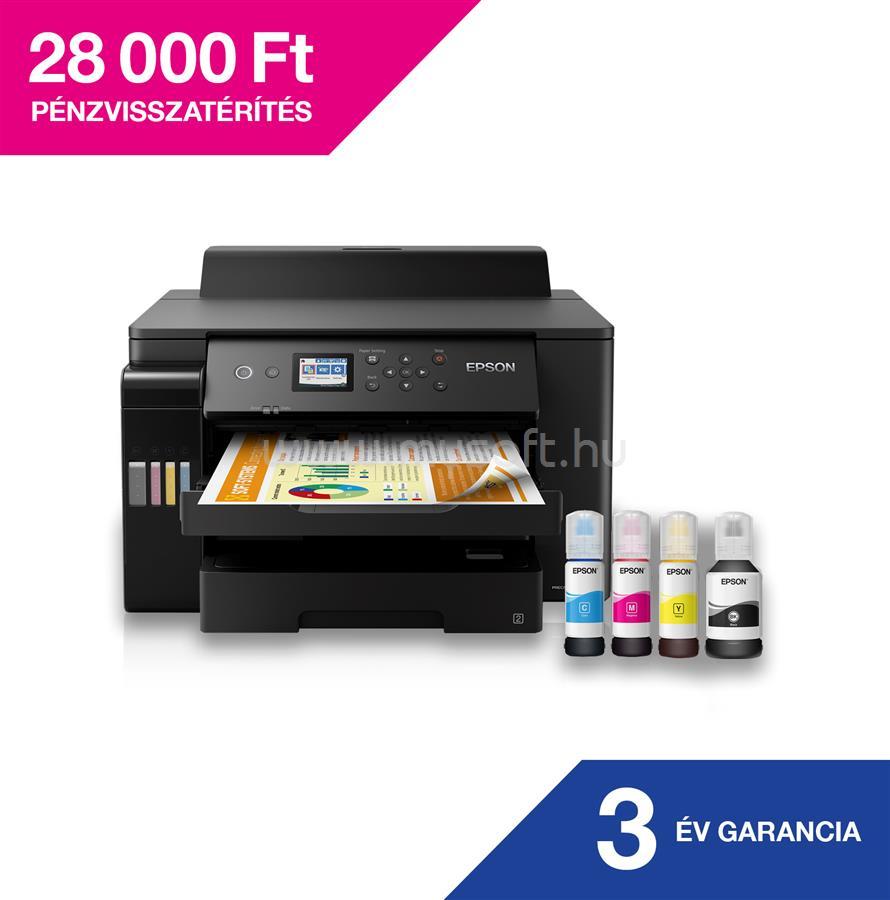 EPSON EcoTank L11160 külső tintatartályos nyomtató