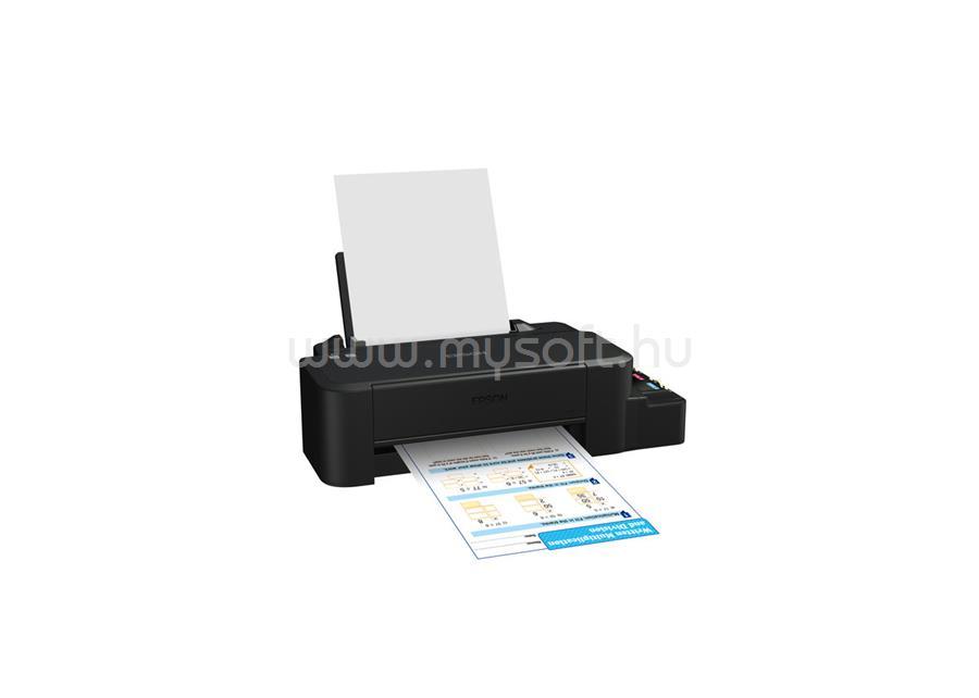 EPSON EcoTank L120 külső tintatartályos színes tintasugaras nyomtató C11CD76301 large