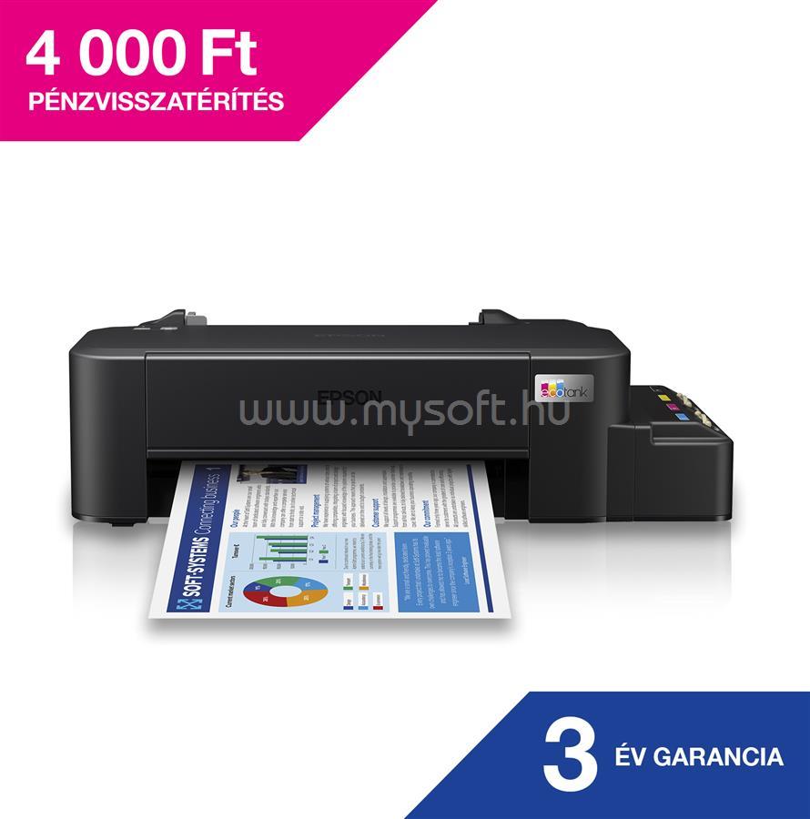 EPSON EcoTank L121 külső tintatartályos nyomtató