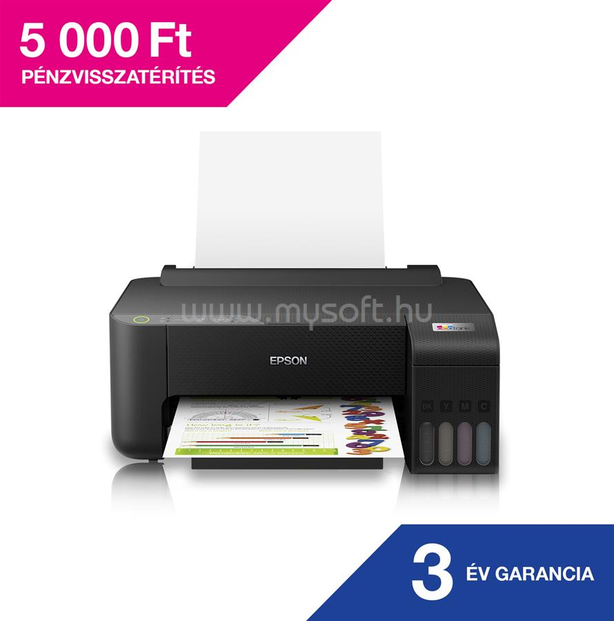 EPSON EcoTank L1250 külső tintatartályos nyomtató