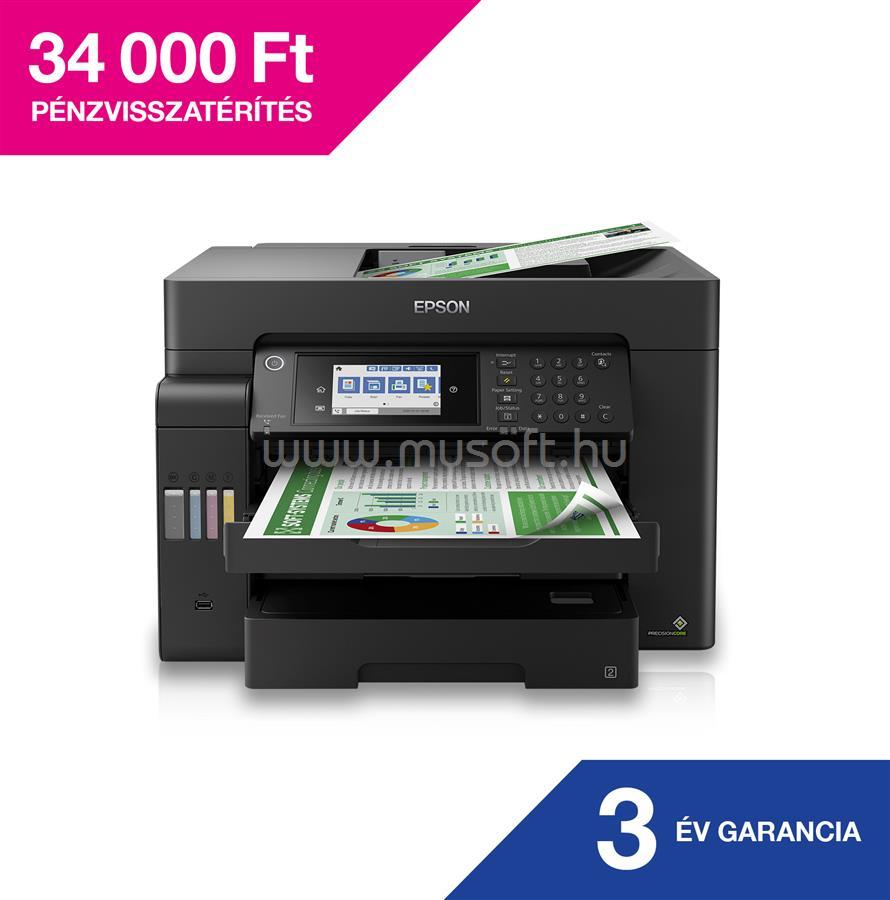 EPSON EcoTank L15150 külső tintatartályos nyomtató