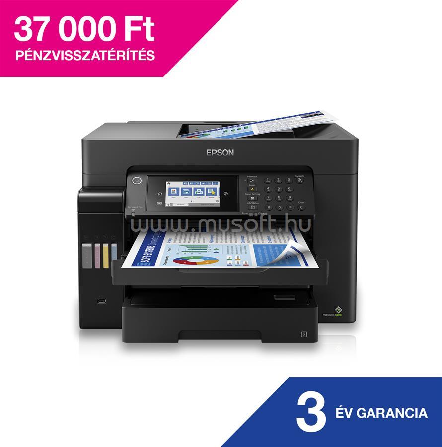 EPSON EcoTank L15160 külső tintatartályos nyomtató
