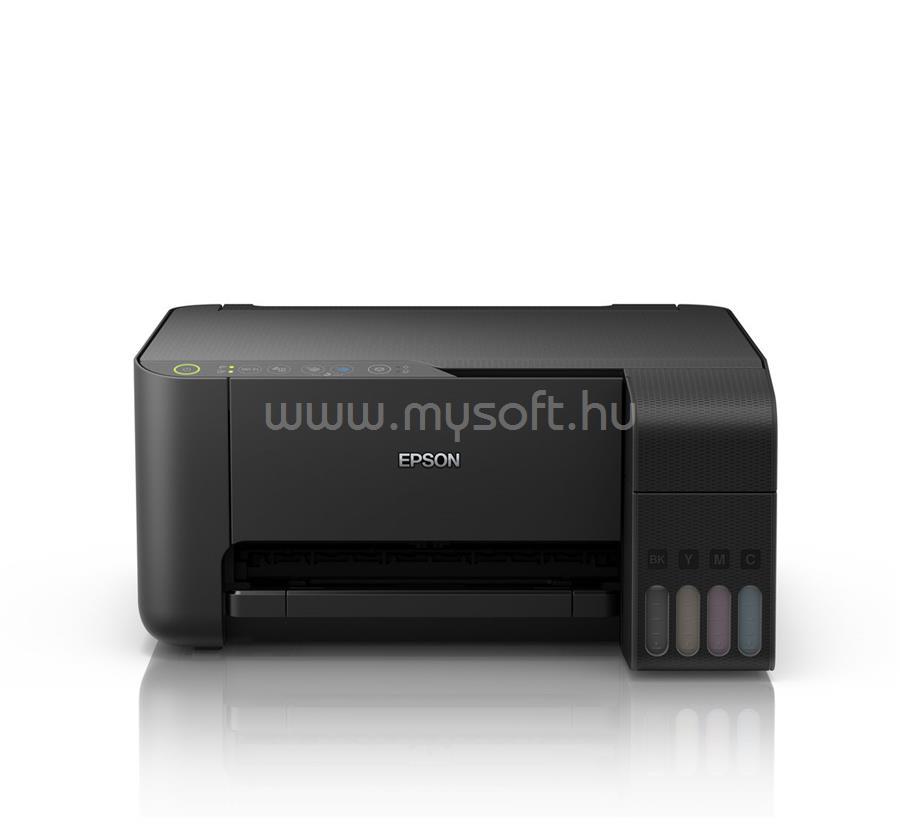 EPSON EcoTank L3150 külső tintatartályos színes multifunkciós tintasugaras nyomtató C11CG86405 large