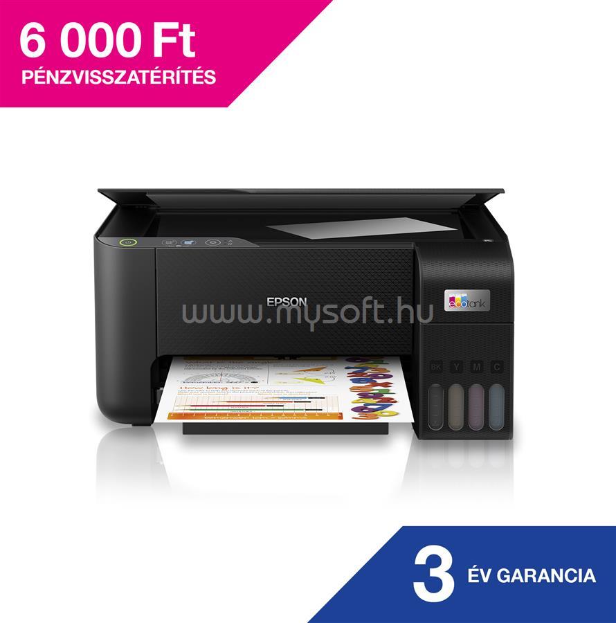 EPSON EcoTank L3210 külső tintatartályos nyomtató