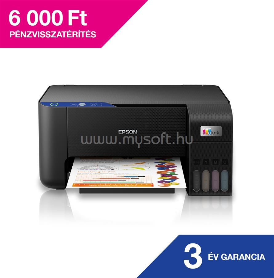 EPSON EcoTank L3211 külső tintatartályos nyomtató