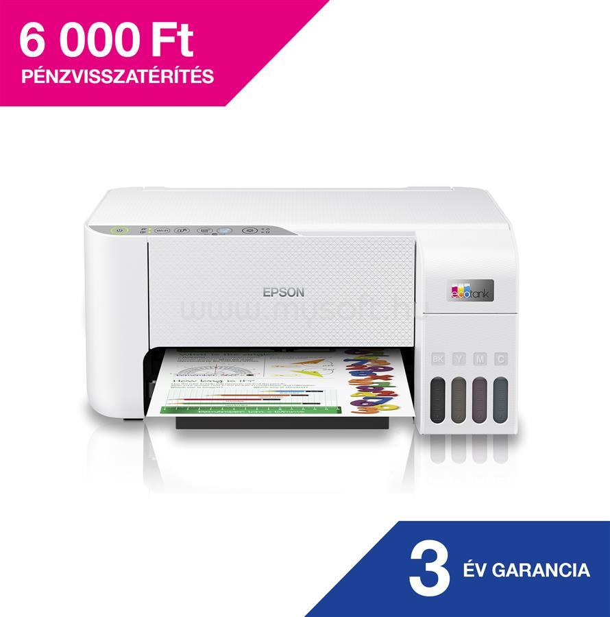 EPSON EcoTank L3256 külső tintatartályos nyomtató