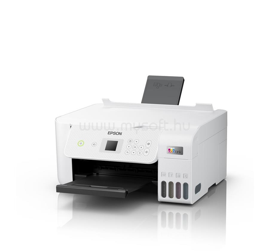 EPSON EcoTank L3266 külső tintatartályos nyomtató C11CJ66412 large