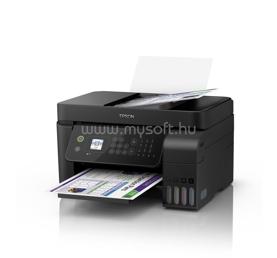 EPSON EcoTank L5190 külső tintatartályos nyomtató C11CG85403 large