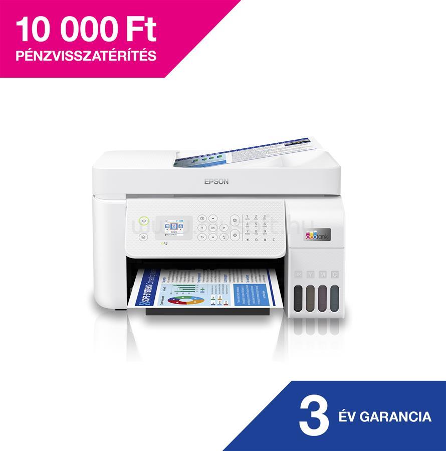 EPSON EcoTank L5296 külső tintatartályos nyomtató