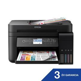 EPSON EcoTank L6170 külső tintatartályos színes multifunkciós tintasugaras nyomtató C11CG20402 small
