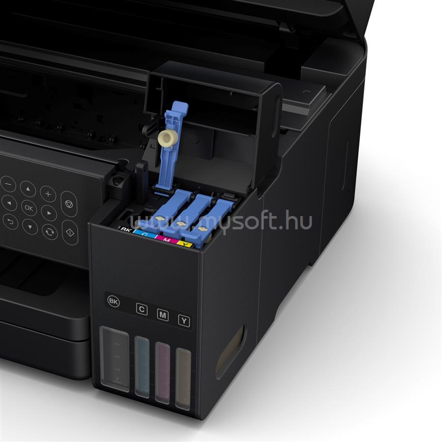 EPSON EcoTank L6170 külső tintatartályos színes multifunkciós tintasugaras nyomtató C11CG20402 large