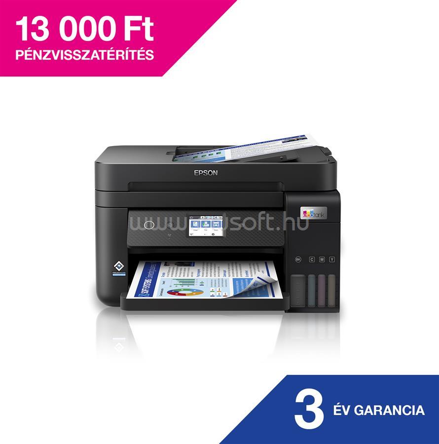 EPSON EcoTank L6290 külső tintatartályos nyomtató