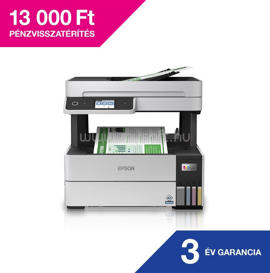EPSON EcoTank L6460 külső tintatartályos nyomtató