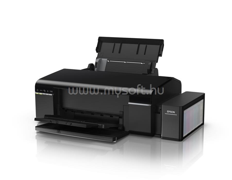 EPSON EcoTank L805 külső tintatartályos színes tintasugaras nyomtató C11CE86401 large