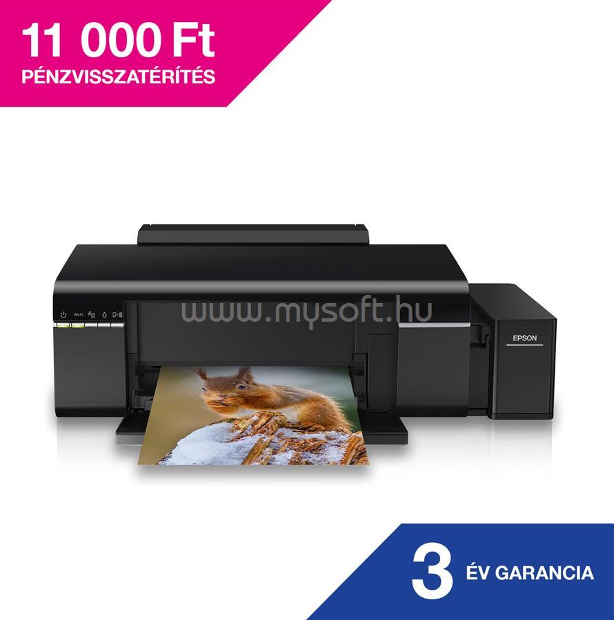 EPSON EcoTank L805 külső tintatartályos nyomtató