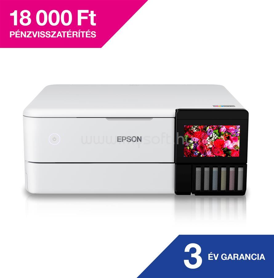 EPSON EcoTank L8160 külső tintatartályos nyomtató