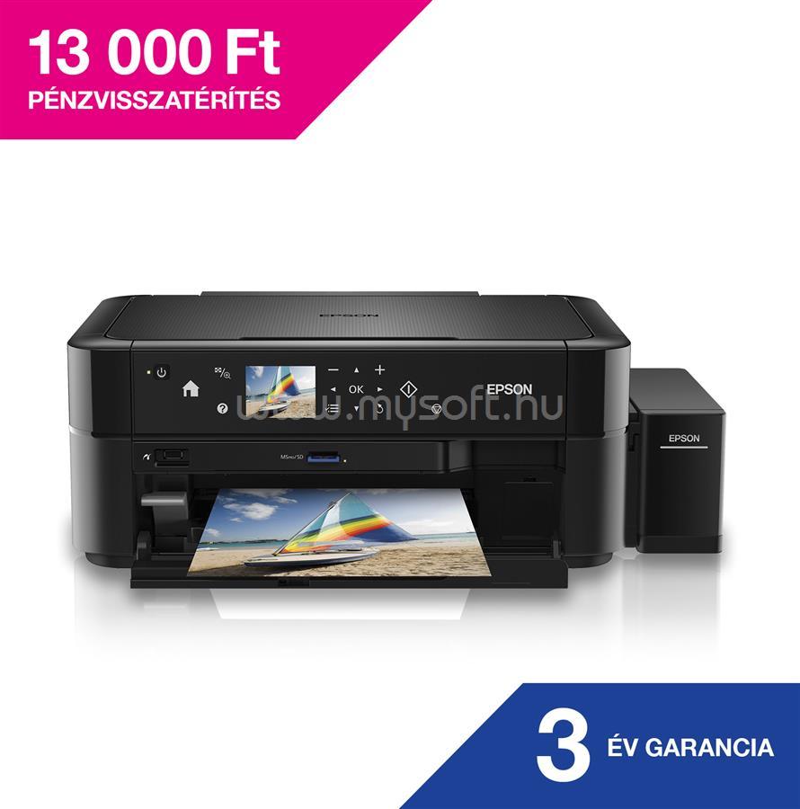 EPSON EcoTank L850 külső tintatartályos nyomtató