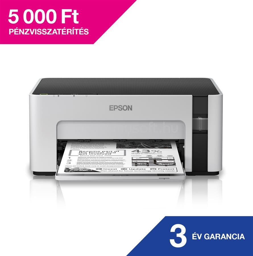EPSON EcoTank M1100 külső tintatartályos nyomtató
