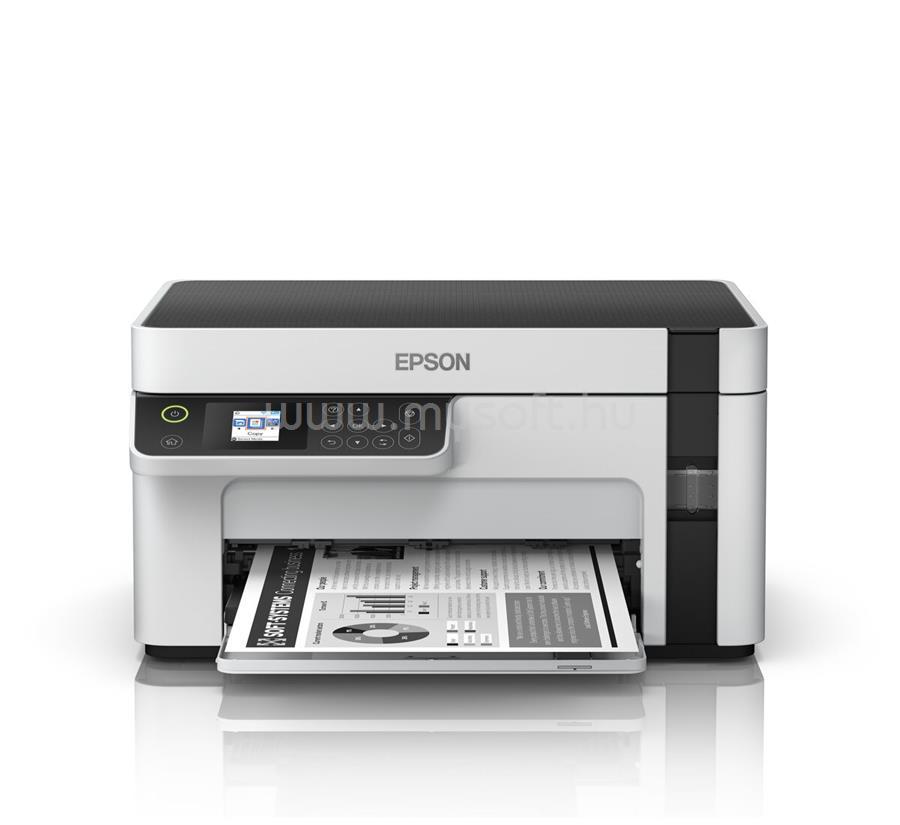 EPSON EcoTank M2120 külső tintatartályos nyomtató C11CJ18402 large