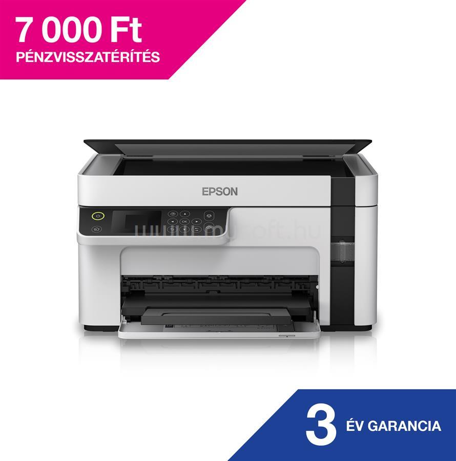 EPSON EcoTank M2120 külső tintatartályos nyomtató