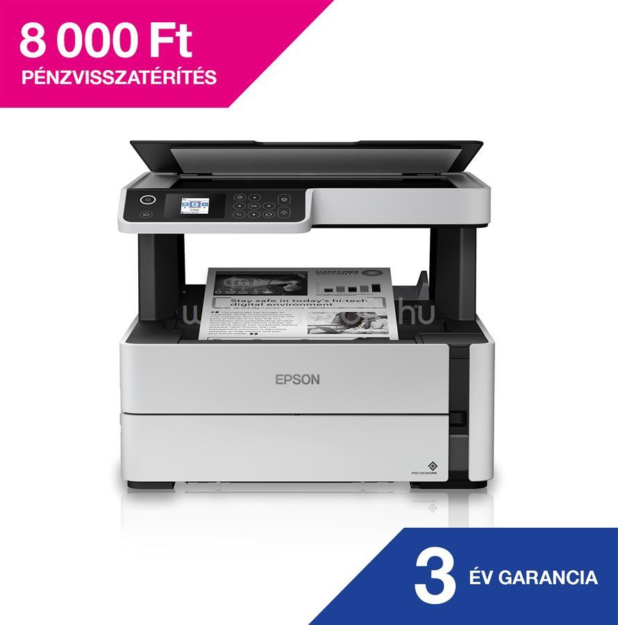 EPSON EcoTank M2170 külső tintatartályos nyomtató