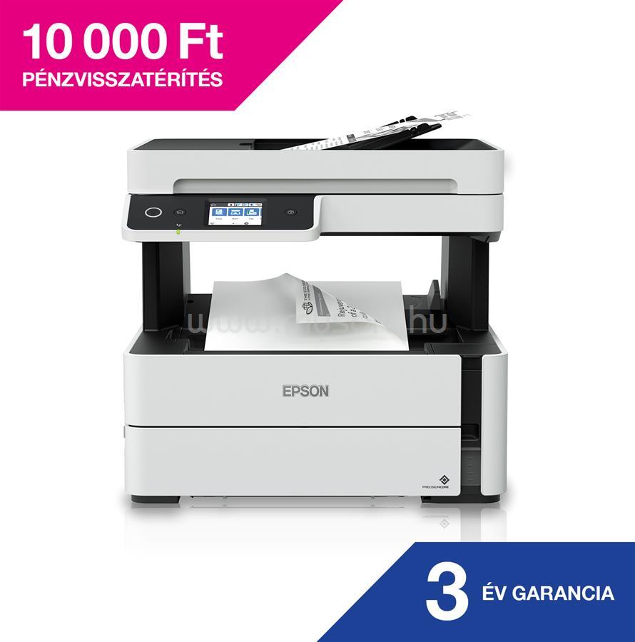 EPSON EcoTank M3170 külső tintatartályos nyomtató
