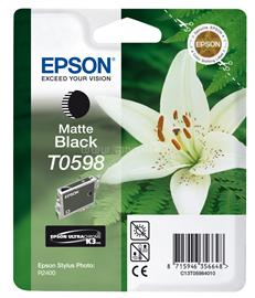 Epson Ink Catridge T0598 Matte Black, C13T05984010