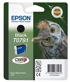 Epson Ink Catridge T0791 Black, C13T07914010