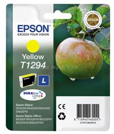 Epson Ink Catridge T1294 Yellow, C13T12944010