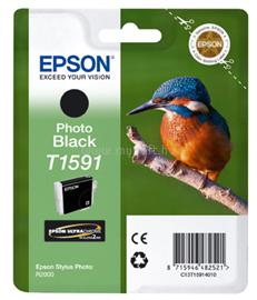 Epson Ink Catridge T1591 Photo Black, C13T15914010