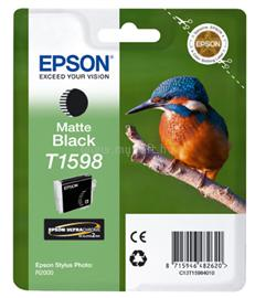 Epson Ink Catridge T1598 Matte Black, C13T15984010