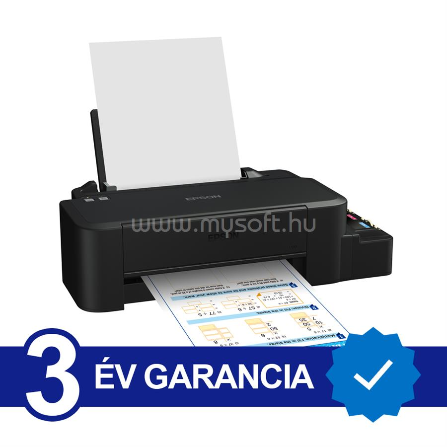 EPSON L120 külső tintatartályos nyomtató