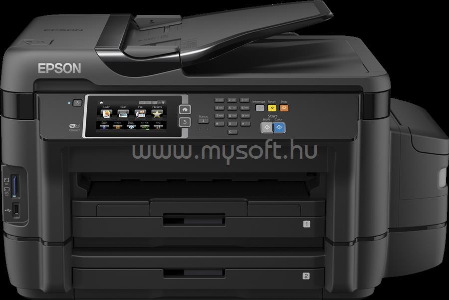 EPSON L1455 külső tintatartályos nyomtató C11CF49401 large